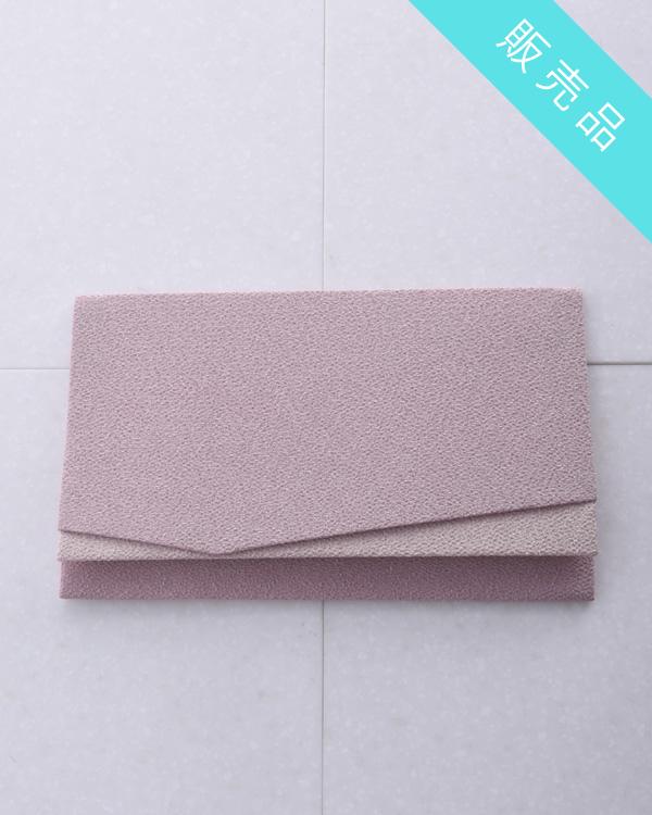 【ピンク】切り替えデザイン 袱紗